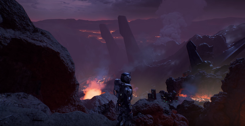 Mass Effect: Andromeda evita Steam