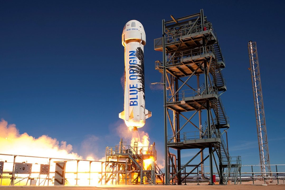 amazon blue origin